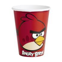 Angry Birds Becher, 8 Stück