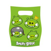 Angry Birds Partytüten, 6 Stück