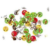 Angry Birds Deko Konfetti