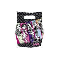 Monster High Partytüten, 6 Stück