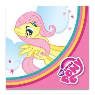 My little Pony Servietten, 20 Stück