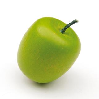 Erzi 11003 -  Apfel, grün Kaufladenzubehör