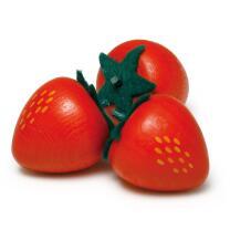Erzi 11050 -  Erdbeere Kaufladenzubehör