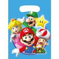 Super Mario Partytüten, 8 Stück