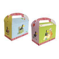Der kleine Rabe Socke Party - Geschenkebox für...