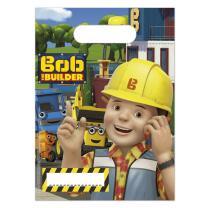 Bob der Baumeister - Partytüten, 8 Stück