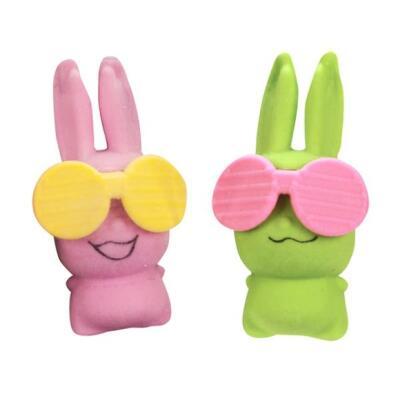 Radierer 2er Set Hase Bunnys