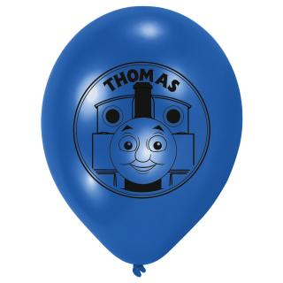 Thomas die Lokomotive Luftballons, 6 Stück