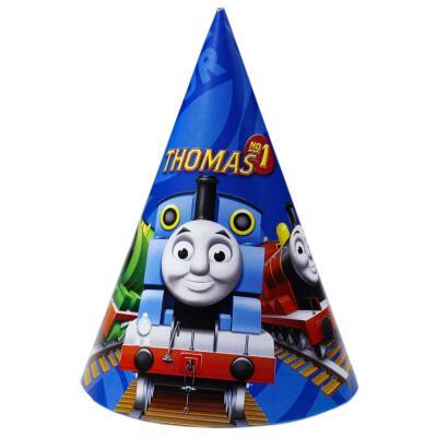 Thomas die Lokomotive Partyhütchen, 6 Stück