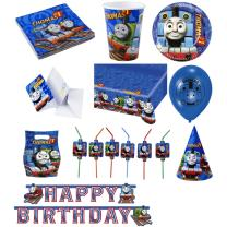 Thomas die Lokomotive Party-Set (70-teilig)