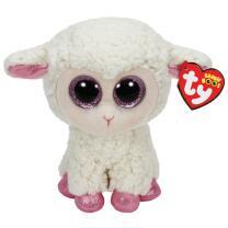 Ty Beanie Boos Schaf - Lamm Daria mit pinken Hufen 15 cm
