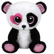 Ty Beanie Boos - Mandy - Panda mit rosa Herzauge 15 cm
