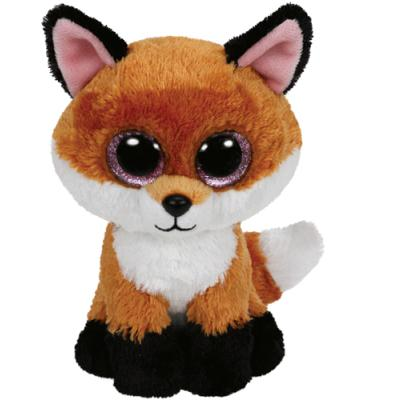 Ty Beanie Boos Slick - Fuchs braun 15 cm
