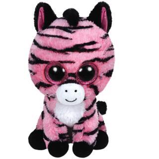 Ty Beanie Boos Zoey - Zebra pink 15 cm