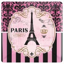 Paris - Frankreich - Teller Pappteller 8 Stück...