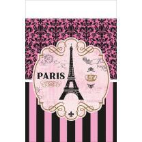 Paris - Frankreich - Tischdecke 137 x 259 cm Kunststofffolie