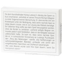 Mini-Puzzle - Der Ring des Nibelungen