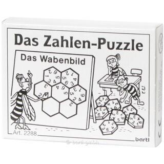 Mini-Puzzle - Das Zahlen-Puzzle