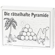Mini-Puzzle - Die rätselhafte Pyramide