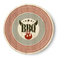 40-teiliges Party-Set Five Star  BBQ - Grillparty -...
