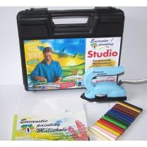 Encaustic Studio Profi-Set