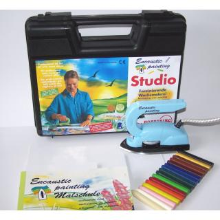 Encaustic Studio Profi-Set