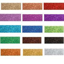 Ursus Glitterkarton Glitzerpapier A4 330 g/m² * Auswahl