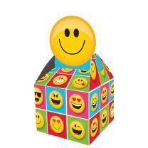 Emojions Party -  8  Geschenkboxen