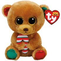 TY Beanie Boos 36850 - Bella - Bär mit Zuckerstange,...