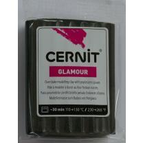 Cernit Polymer - Modelliermasse Glamour - mit Permutt-...