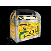 Baustellen Party - Geschenkebox für Mitgebsel, 6...