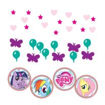 My little Pony Dekokonfetti 34 g