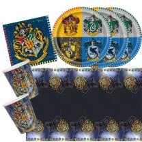 33-teiliges Party-Set Harry Potter - Teller Becher...