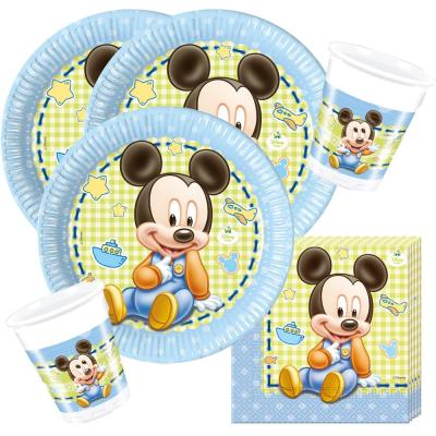 1 Geburtstag Mickey Mouse