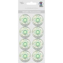 """Ursus Design Sticker """"Green Spirit""""..."""