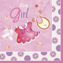 Baby Party -  Babykleidchen Mädchen Its a girl  -...