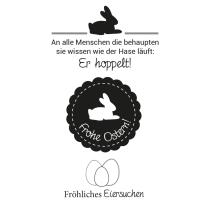 Efco (148) clear stamps Stempel Set - Ostern 2...