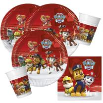 36-teiliges Party-Set Paw Patrol Ready for Action -...