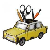 Kultauto Trabant 601 - Stiftebox monsungelb