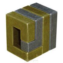 Cast Puzzle Coil